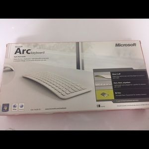 Other - Microsoft Arc Wireless Keyboard for PC & Xbox 360